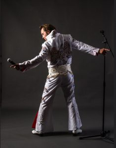 Scott Wilson is ELVIS @ The Guild