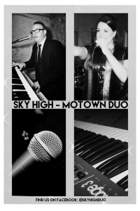 Live Band - SKY HIGH DUO @ The Guild